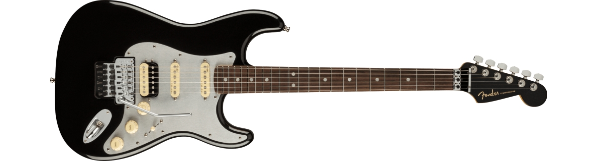 Fender American Ultra Luxe Stratocaster Telecaster Floyd Rose