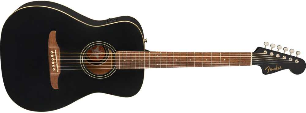 Fender Joe Strummer Campfire Signature Westerngitarre