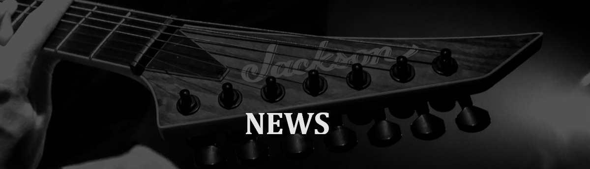 Jackson Guitars E-Gitarren Bässe Neuheiten news