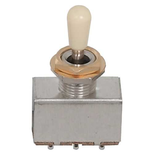 Partsland SCHALTER TOGGLE SWITCH 3-Wege