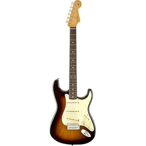 Fender 60 Classic Stratocaster PF 3TS
