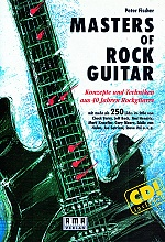 Master Rock Guitar 610105 CD