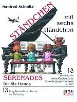 Ständchen mit 6 Händchen - Manfred Schmitz