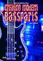 Creating modern Bassparts inkl. CD