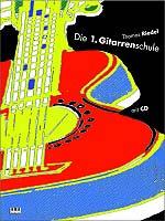 Die 1. Gitarrenschule inkl. CD