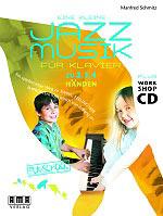 Eine kleine Jazz Musik für Klavier inkl. CD