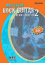 Masters of Rock Guitar 2 inkl. CD