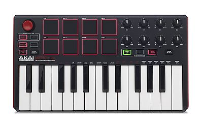 Akai MPK Mini MKII Keyboard Controller schwarz