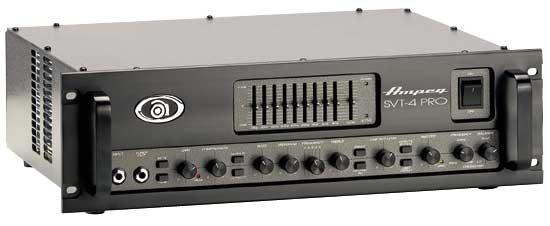 Ampeg SVT-4 Pro Bassamp
