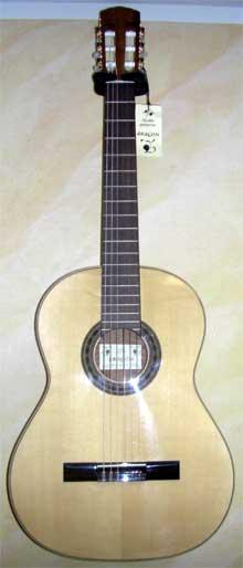 Aragon MA-10 Konzertgitarre SmokedOak