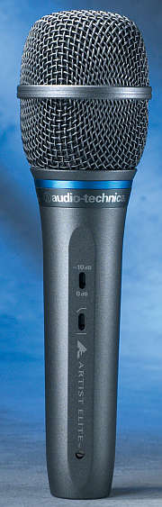 Audio Technica AE-3300 Vocal Mikrofon