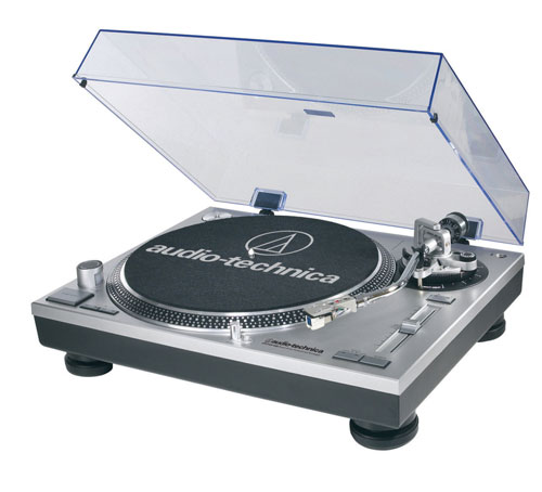 Audio Technica AT-LP120 Turntable USB
