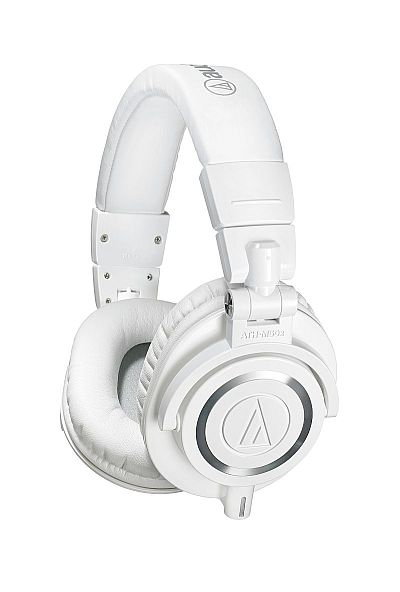 Audio Technica ATH-M50x Weiss