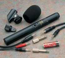 Audio Technica ATR25 stereo Video Mikrofon