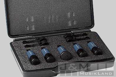 Audio Technica MB-DK5 Drum Mikro Set