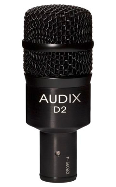 Audix D2 Drum Mikro Toms