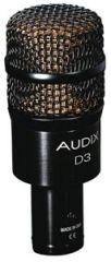 Audix D3 Drum Mikro dynamische Hyperniere