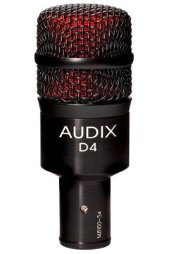 Audix D4 Drum Mikro dynamische Hyperniere