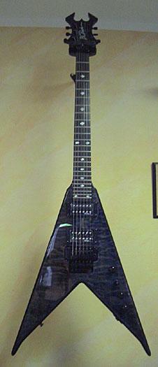 B.C.Rich JR.V E-Gitarre NT TBK