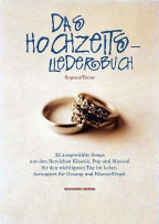 Das Hochzeitsliederbuch (Sopran/ Tenor)