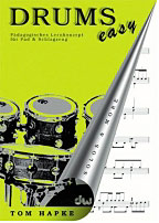 Drums Easy 1 von Tom Hapke