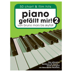 BOSWORTH & CO Piano gefällt mir! 50 Chart und Film Hits - Band 2