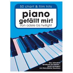 BOSWORTH & CO Piano gefällt mir! 50 Chart und Film Hits