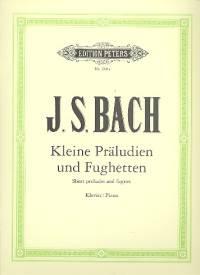 Bach - Präludien und Fughetten