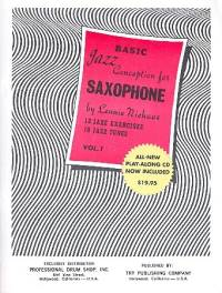 Basic Jazz Conception vol.1