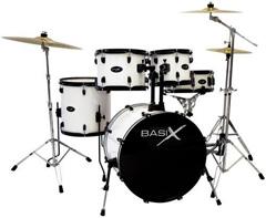 Basix Oxygen OX 309 BK Drumset Black