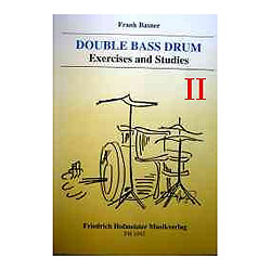 Basner, Frank - Double Bass Drum II