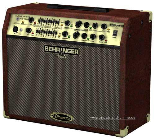 Behringer ACX-1800 Ultracoustic