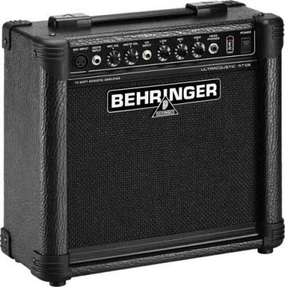 Behringer AT-108 ULTRACOUSTIC