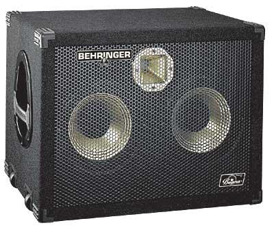 Behringer BA-210 Bassbox