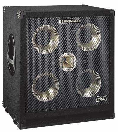 Behringer BA-410 Bassbox