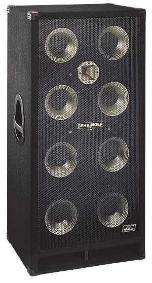 Behringer BA-810 Bassbox