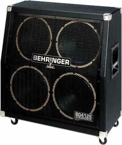 Behringer BG-412 S Ultrastack Box