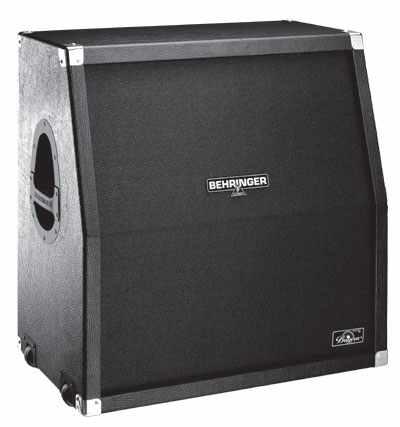 Behringer BG-412 V Ultrastack Box