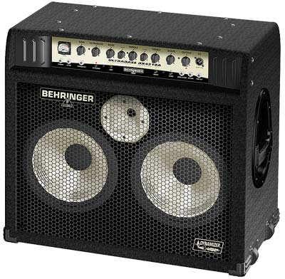 Behringer BX-4210 A Bass-Combo