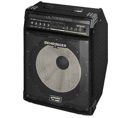 Behringer BXL-3000 A Bass-Combo