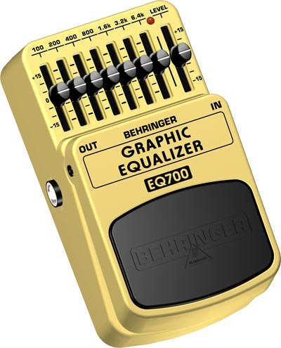 Behringer EQ-700 Equalizer