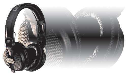 Behringer HPX4000 DJ-Kopfhörer