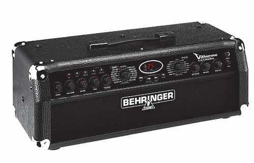 Behringer LX-1200 H V-AMPIRE Topteil