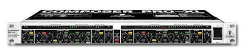 Behringer MDX-2600 Composer ProXL