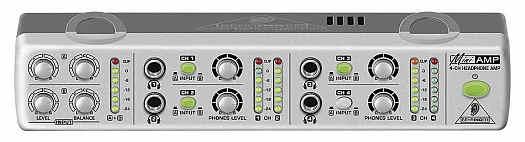 Behringer AMP-800 Mini Amp Kopfhörerverstärker