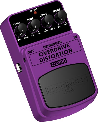 Behringer OD-100 Overdrive/Distortion