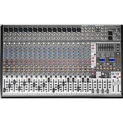 Behringer SX2442FX EURODESK 24-Kanal Analog Mixer