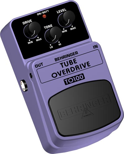 Behringer TO-100 Overdrive