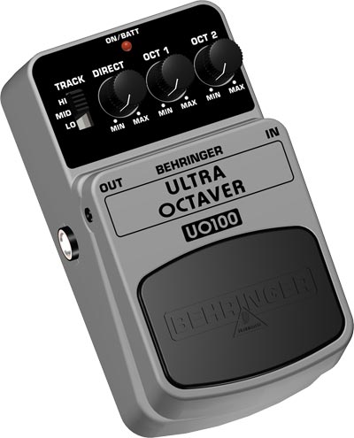 Behringer UO-100 Octaver