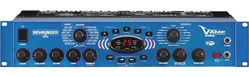 Behringer V-AMP PRO Multieffektgerät